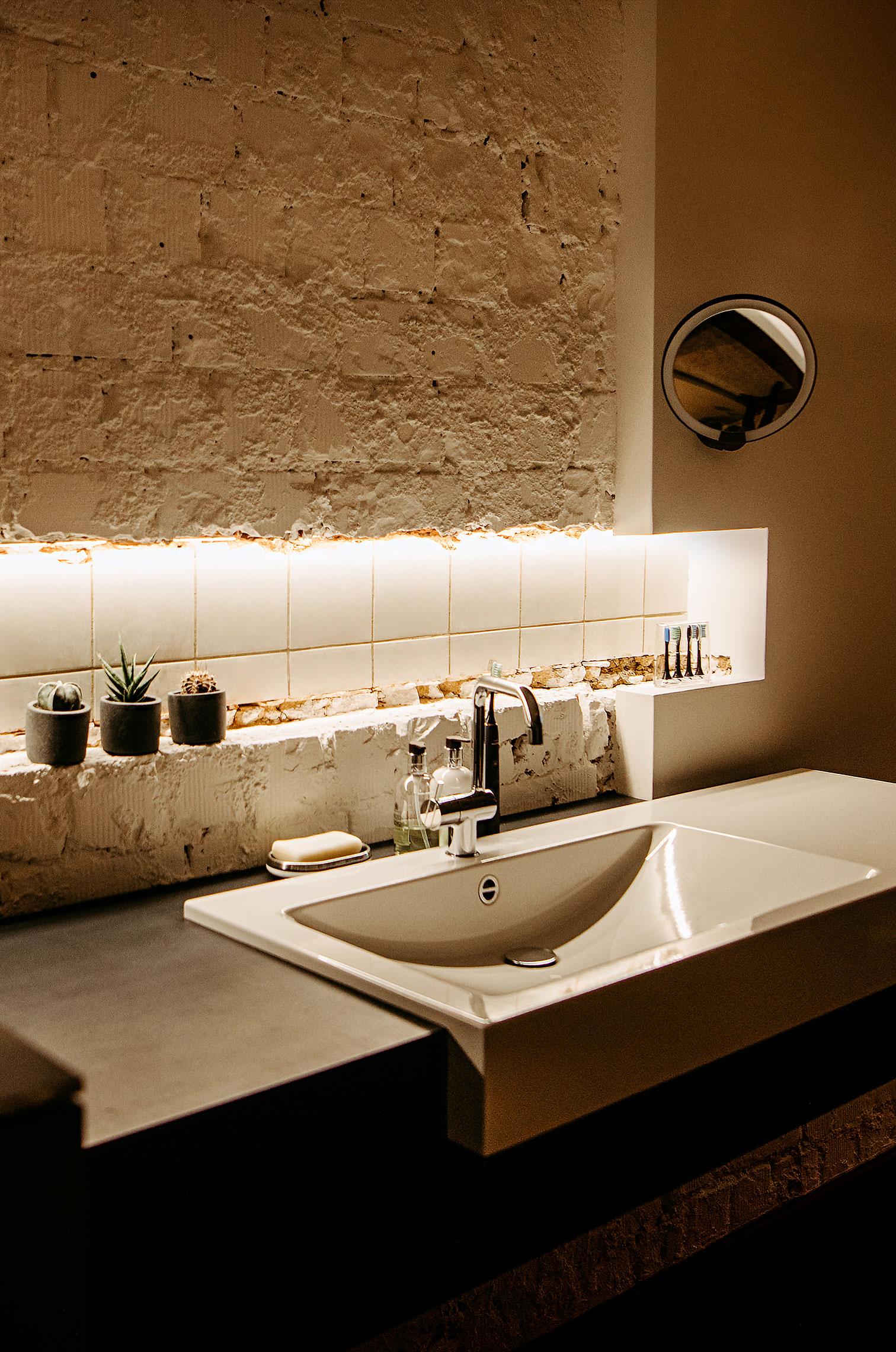 Beleuchtung Badezimmer Installation Beleuchtung