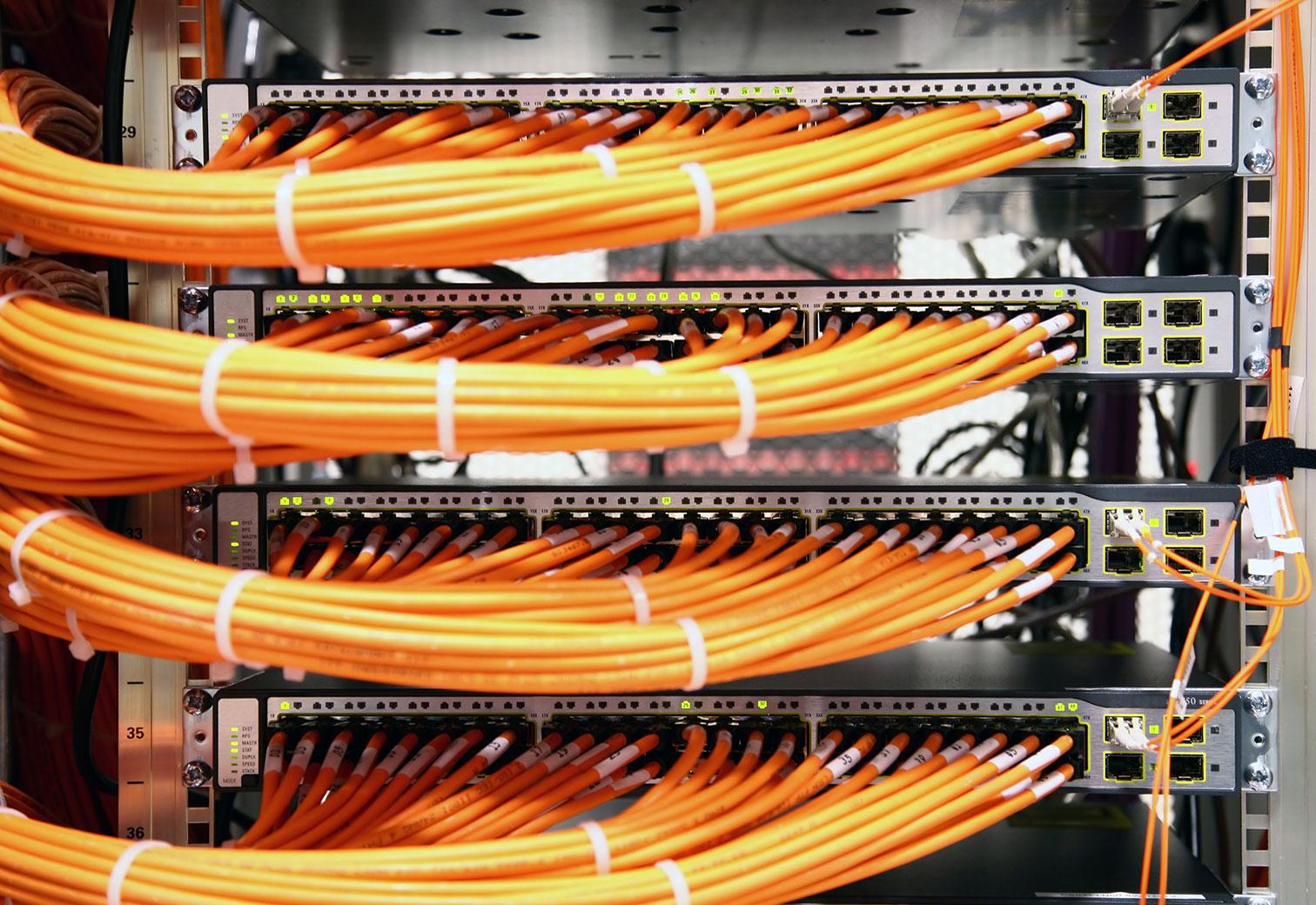 Installation Netzwerk
