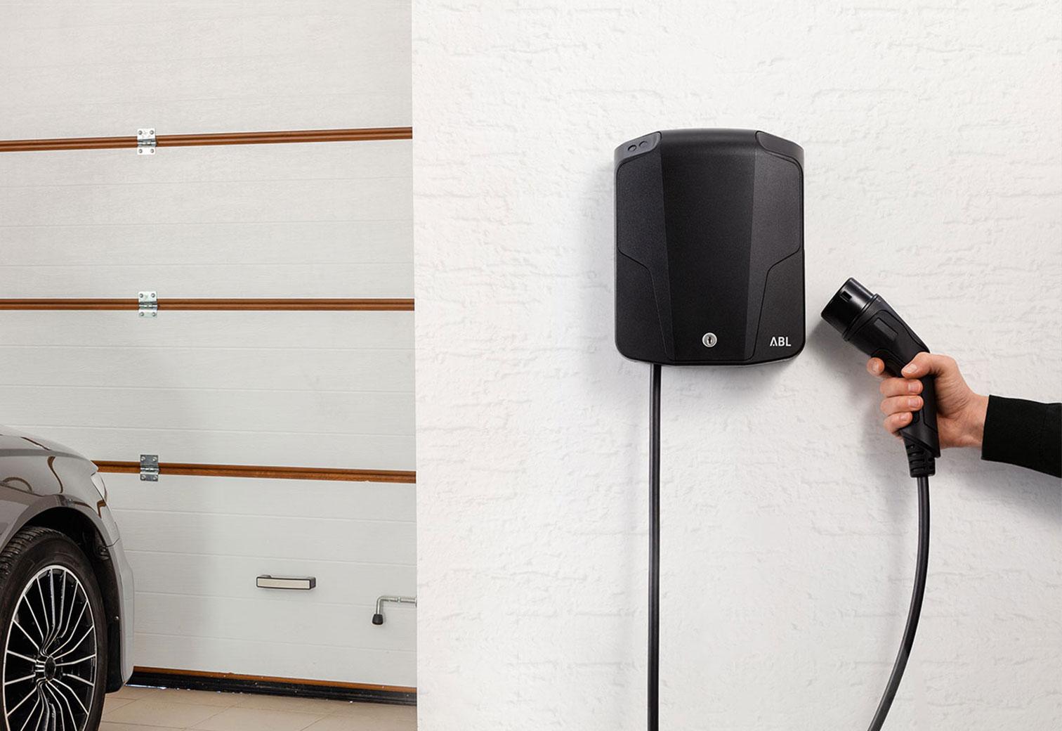 Wallbox Elektroladestation